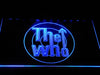 The Who LED Sign