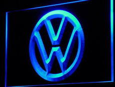 Volkswagen 2 LED Sign
