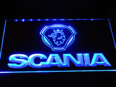 Scania AB LED Sign