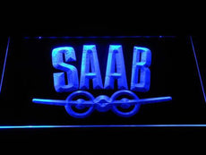 Saab Automobile 3 LED Sign