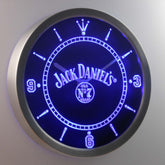 Jack Daniel's Old Number 7 LED Wall Clock