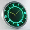 Custom LED Wall Clock