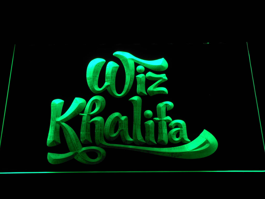 Wiz Khalifa LED Sign