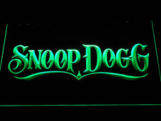 Snoop Dogg LED Sign