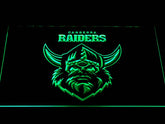 Canberra Raiders LED Sign