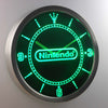 Nintendo LED Wall Clock