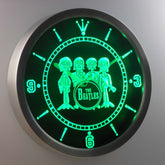 The Beatles 2 LED Wall Clock