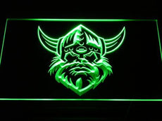 Canberra Raiders 2 LED Sign