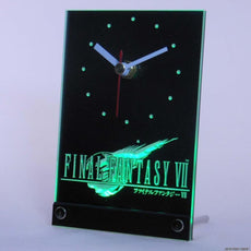 Final Fantasy VII LED Desk Clock