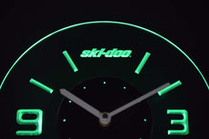 Ski-doo LED Clock