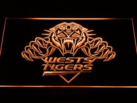 Wests Tigers LED Sign