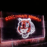 Cincinnati Bengals Duo LED Sign