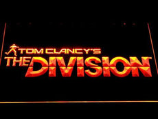 Tom Clancy's The Division LED Sign