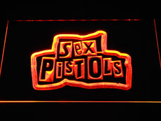 Sex Pistols LED Sign