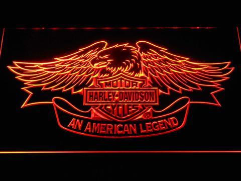 Harley-Davidson American Legend LED Sign