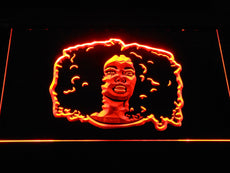 Solange Knowles LED Sign