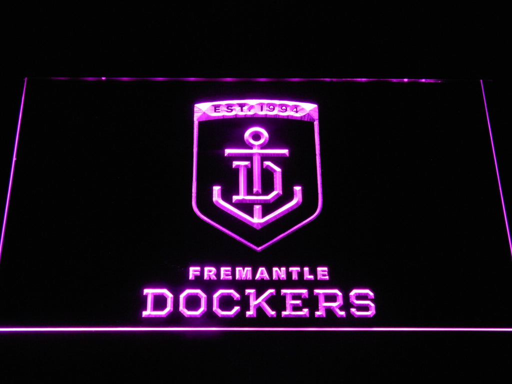 Fremantle Football Club LED Sign