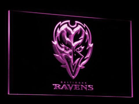 Baltimore Ravens Raven LED Sign