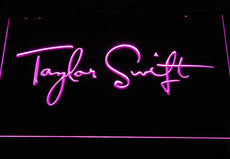 Taylor Swift LED Sign
