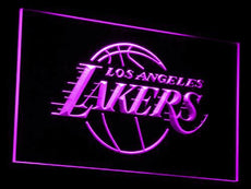 Los Angeles Lakers LED Sign