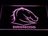 Brisbane Broncos LED Sign