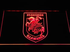 St. George Illawarra Dragons LED Sign