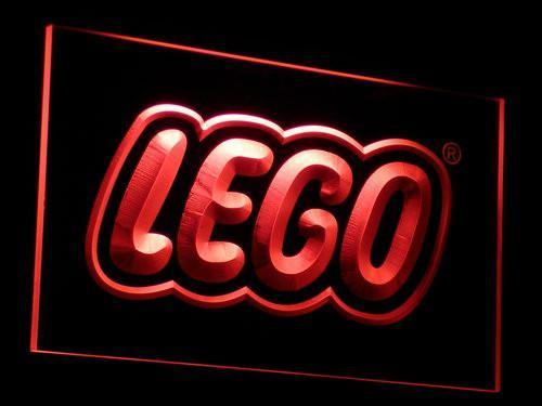 Lego LED Sign