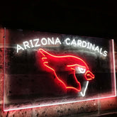Arizona Cardinals Duo LED Sign