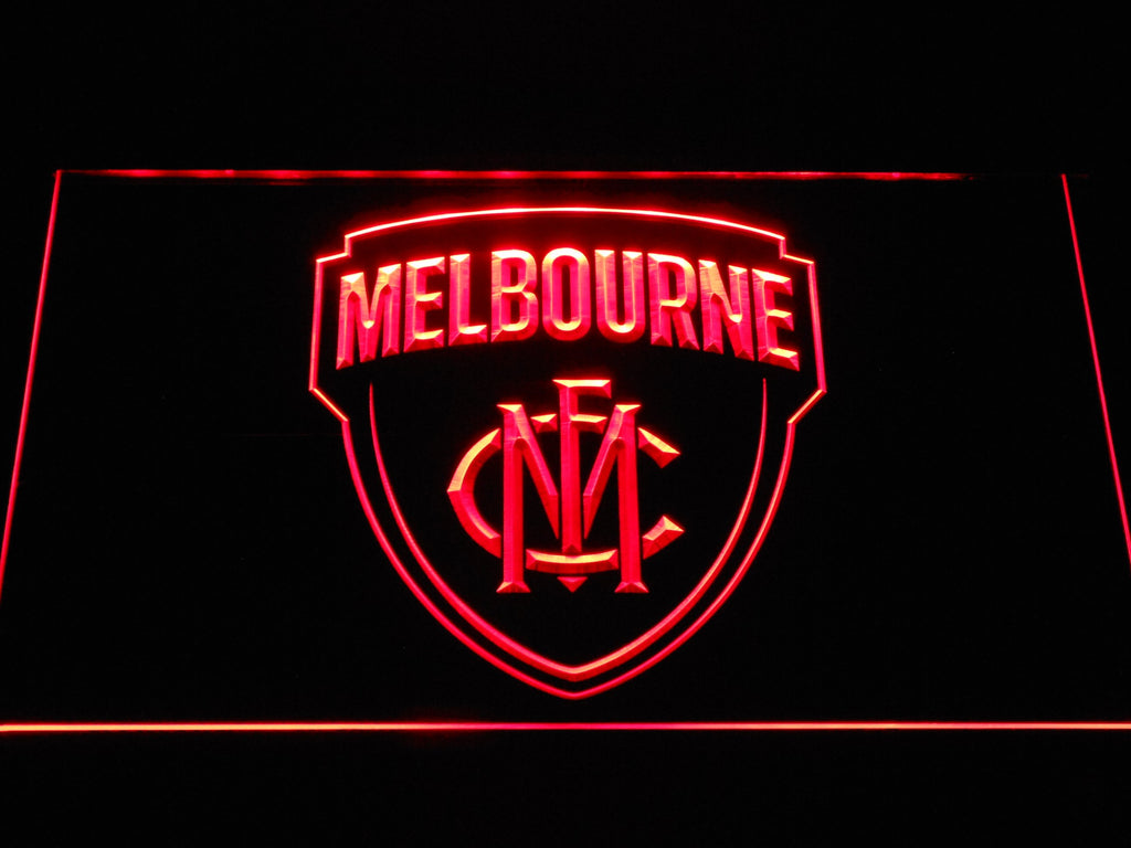 Melbourne Football Club LED Sign