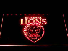Brisbane Lions LED Sign