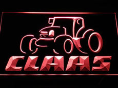 Claas LED Sign