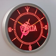The Legend of Zelda LED Wall Clock