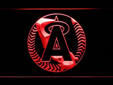 Los Angeles Angels Of Anaheim 1986-1992 Logo LED Sign