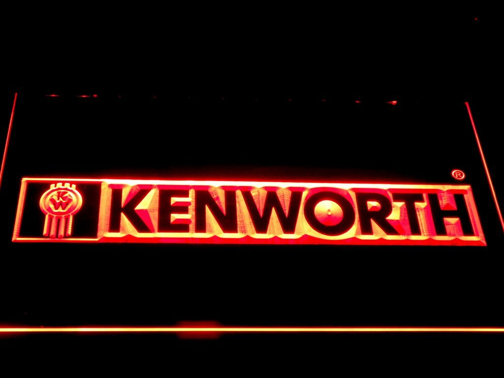 Kenworth LED Sign