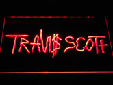 Travis Scott LED Sign