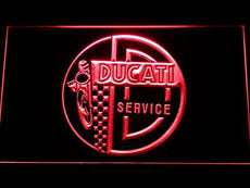 Ducati Service Center LED Sign
