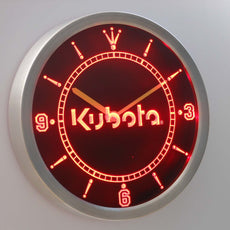 Kubota LED Wall Clock