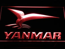 Yanmar LED Sign