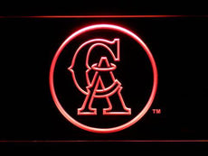 Los Angeles Angels Of Anaheim 1993-1994 Logo LED Sign