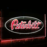 Peterbilt Duo LED Sign