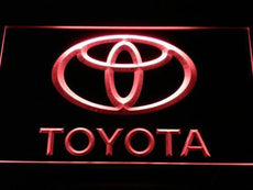 Toyota LED Sign