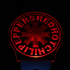 Red Hot Chili Peppers LED Light
