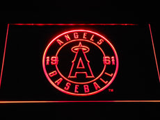 Los Angeles Angels of Anaheim LED Sign