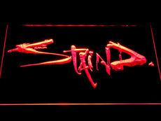 Staind LED Sign