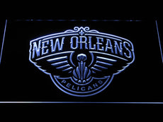 New Orleans Pelicans LED Sign