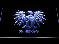 Shinedown LED Sign