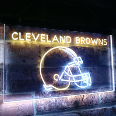 Cleveland Browns Duo LED Sign