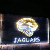 Jacksonville Jaguars Duo LED Sign