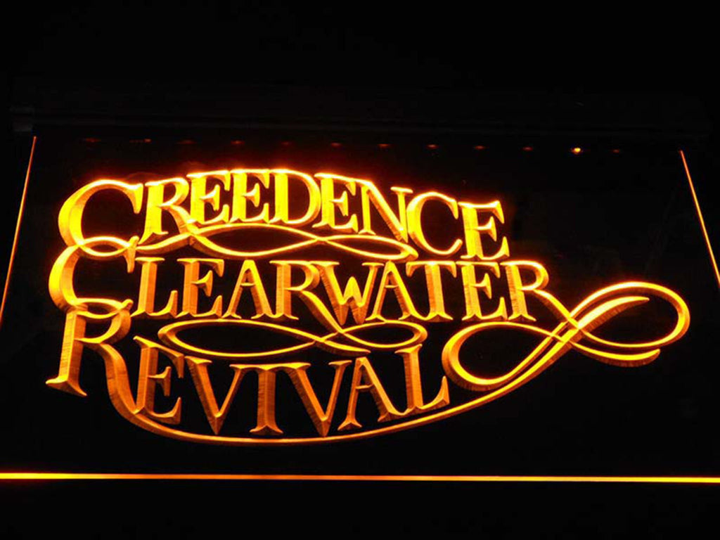Creedence Clearwater Revival LED Sign