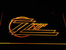 ZZ Top LED Sign